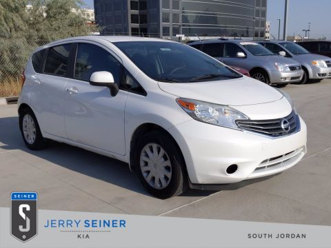 Pre-Owned 2014 Nissan Versa Note S Plus FWD Hatchback