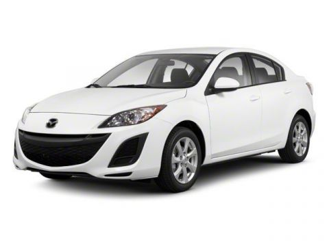 Pre-Owned 2011 Mazda3 i Touring FWD 4dr Car