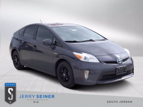 Pre-Owned 2012 Toyota Prius Four FWD Hatchback