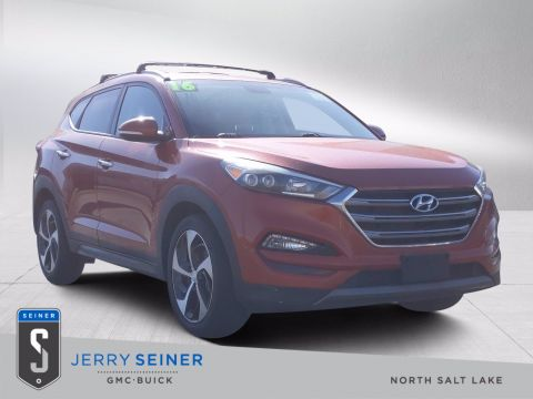 Pre-Owned 2016 Hyundai Tucson Limited AWD Sport Utility